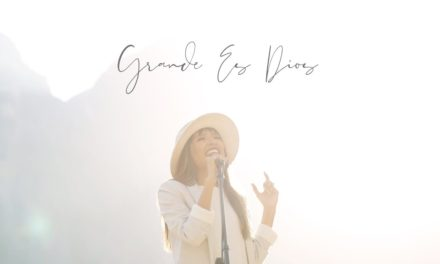 Irma Cristina estrena: Grande es Dios