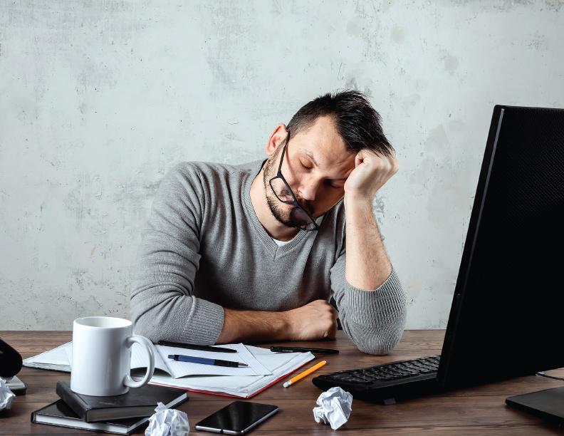 ¿Vivir sólo para trabajar?