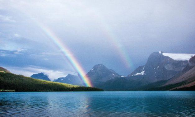 Explicar un arcoíris
