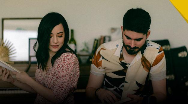 Majo y Dan llevan esperanza con Esplendor, su nuevo sencillo