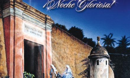 Noche gloriosa, primera grabación navideña de Peregrinos y Extranjeros