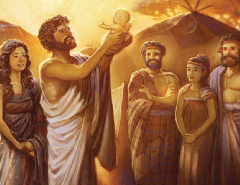 ¿Realmente vivía la gente como Adán y Noé más de 900 años de edad?
