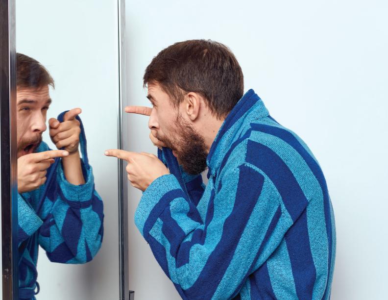 El espejo no miente