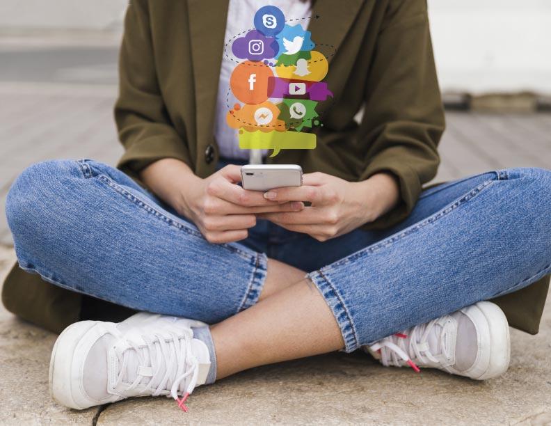 Cuatro maneras de usar tus redes sociales para el bien