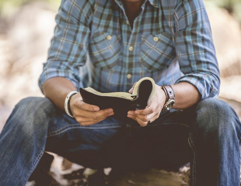 Estoy iniciando mi andar con Jesús, ¿por dónde debo iniciar mi lectura de la Biblia?