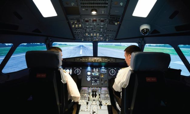 Problemas en el vuelo