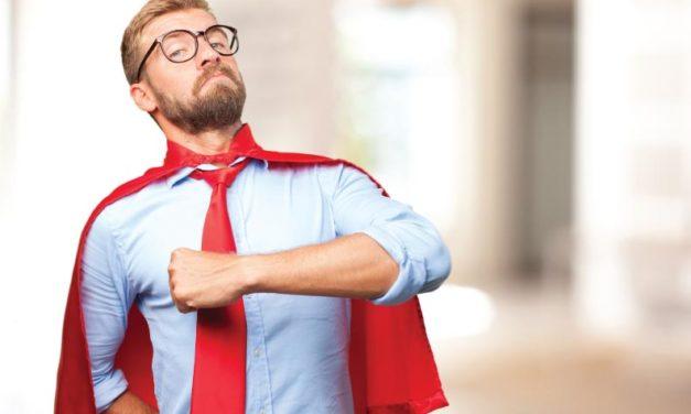 ¡Poderes de superhéroe!