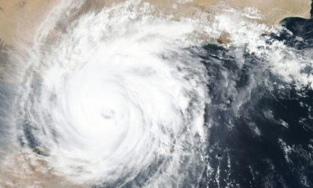 Como el poder de un huracán