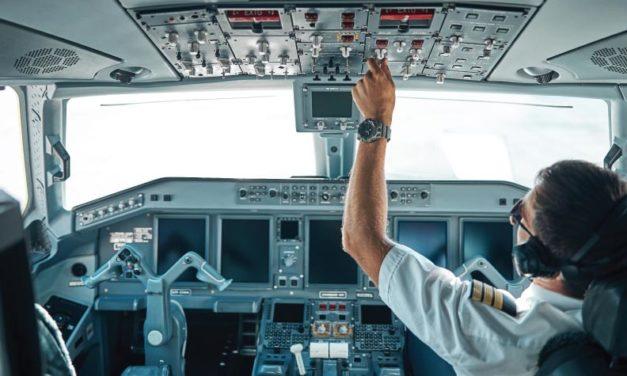 Volando con los instrumentos