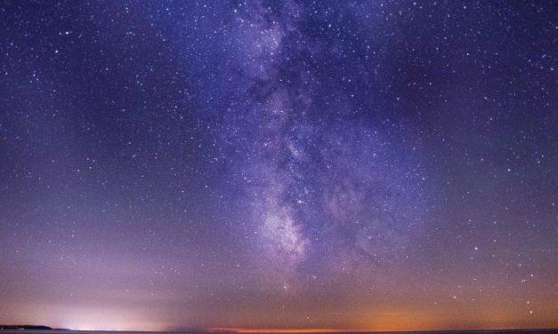 ¡Mira las estrellas!