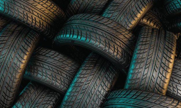Solución ecológica permite reciclar millones de neumáticos usados